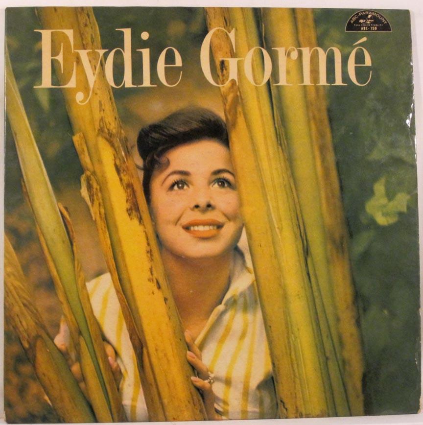 Eydie Gormé / Judy Garland Con Ray Heindorf & His Orchestra* L'Orchestra Diretta Da Ray Heindorf - Le Canzoni Più Belle - N° 58