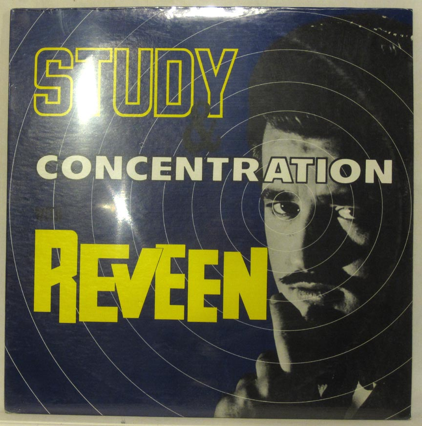 Reveen - Study & Concentration - Part 1 (HD Vinyl) - YouTube