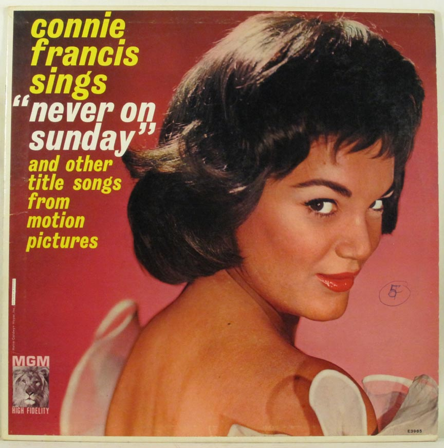 Connie S Corner: Barry's Discs: Show Tunes By Pop Artists